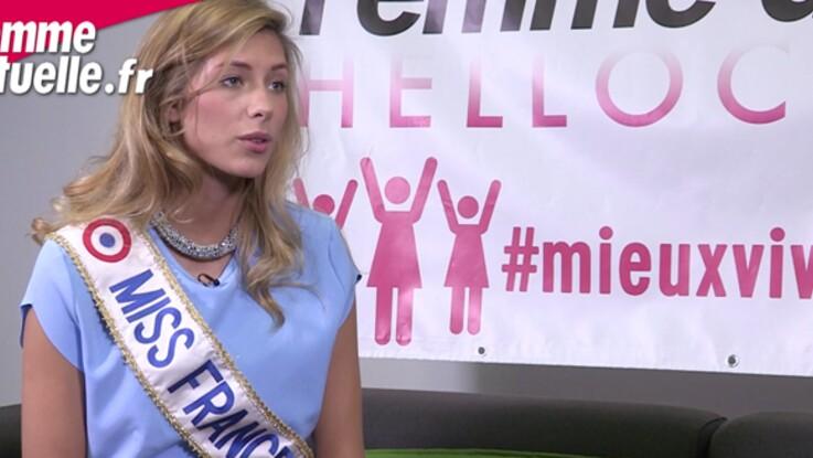 Camille Cerf : son engagement contre le cancer (vidéo)