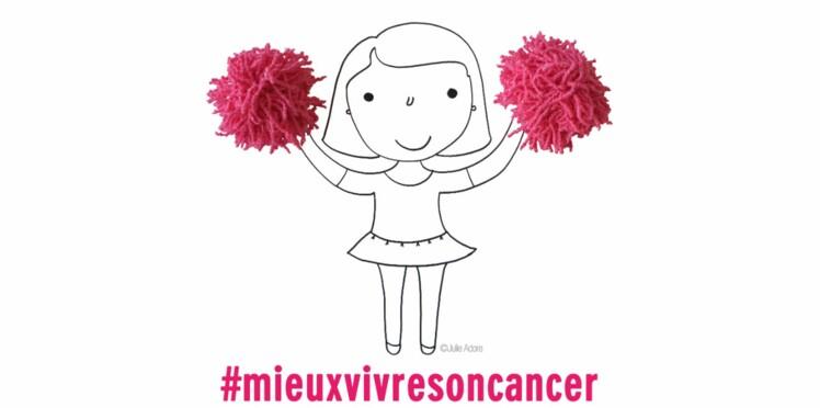 Partager pour #mieuxvivresoncancer