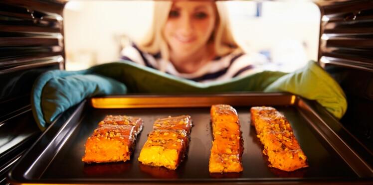 2 portions de poisson par semaine annulerait les effets néfastes de la malbouffe