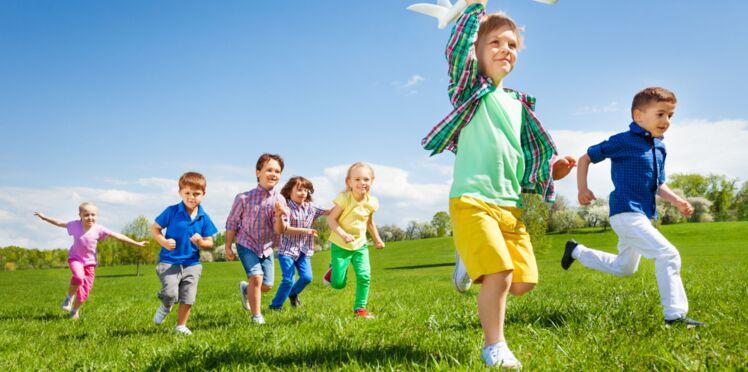 4 enfants sur 10 sont privés de jeux en plein air