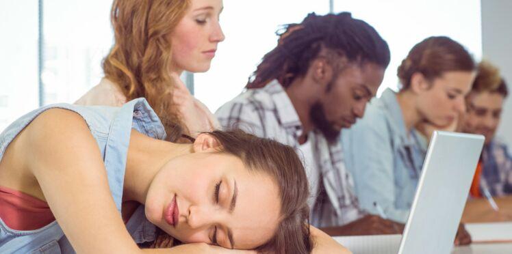 Troubles du sommeil : 60 % des étudiants concernés, le stress en cause
