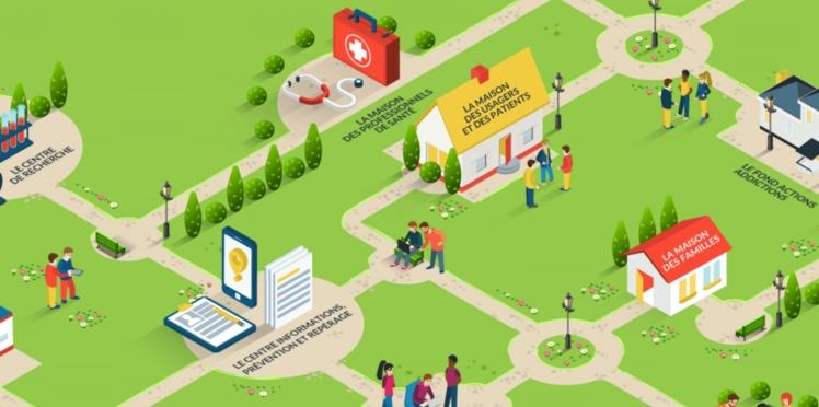Addictions : une nouvelle plateforme virtuelle pour aider les malades