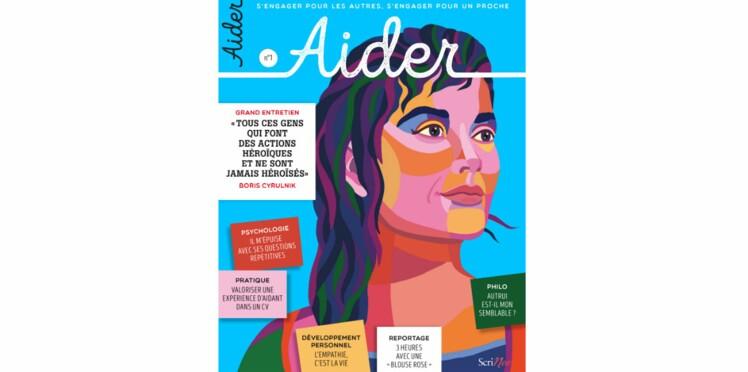 « Aider », le nouveau magazine pour les aidants