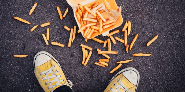 Un aliment tombé au sol peut-il être consommé si on le ramasse avant 5 secondes ?