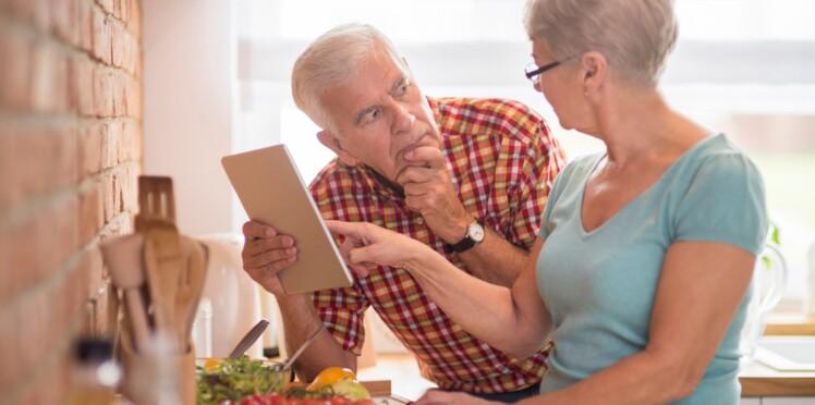 Espérance de vie : que mangent les seniors ?