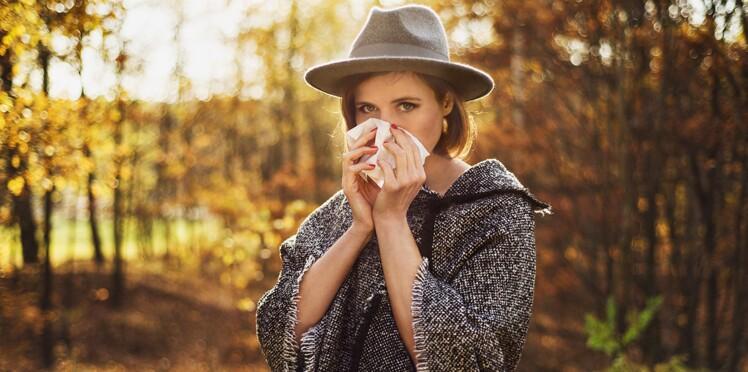 Les allergies peuvent se déclarer à tout âge… même après 60 ans !