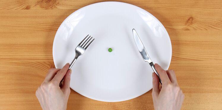 Anorexie : le cerveau serait aussi responsable du manque d'appétit