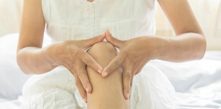 L'arthrose du genou pourrait être causée par le manque d'activité physique