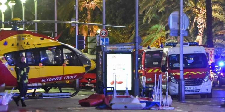 Attaque à Nice : pas d'appel au don du sang et des numéros d'urgence