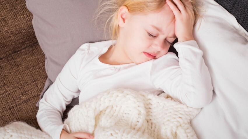 AVC de l'enfant : comment le détecter à temps