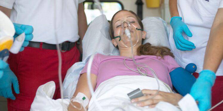 AVC : un masque à oxygène pour éviter les séquelles