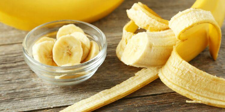 Nutrition: les (incroyables) bienfaits de la peau de banane