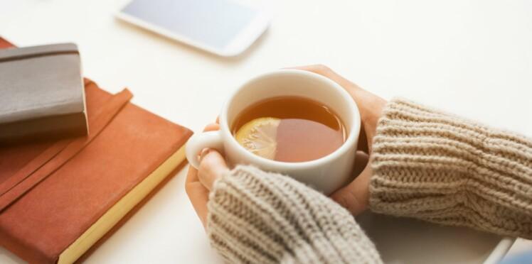 Boire du thé diminuerait le risque de glaucome