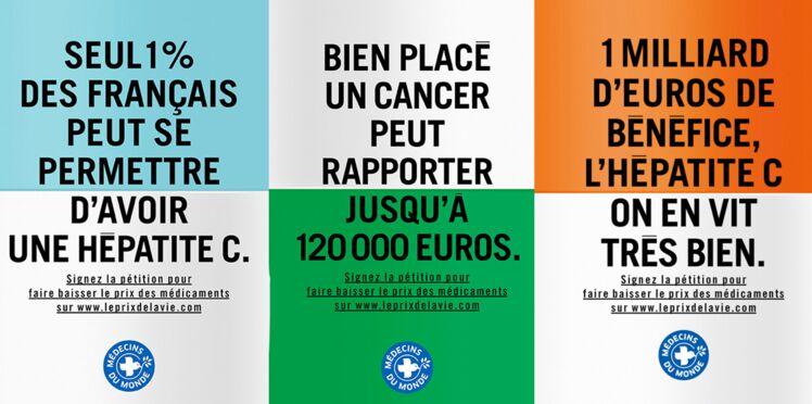 Une campagne choc de Médecins du Monde contre le prix des médicaments boycottée