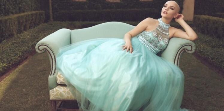 Cancer: une adolescente reprend confiance en elle grâce à une séance photo
