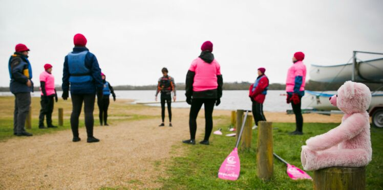 Le défi de 11 femmes contre le cancer du sein