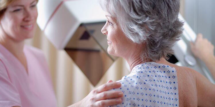 Cancer du sein : une mammographie bisannuelle à partir de 50 ans