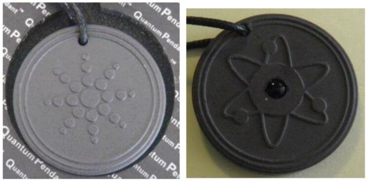 Ces pendentifs « énergétiques » sont en réalité radioactifs