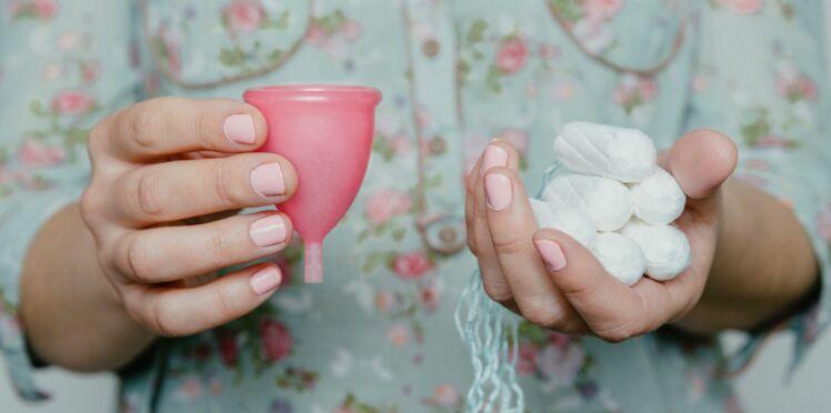 Coupes menstruelles et tampons : les porter trop longtemps favoriserait le choc toxique