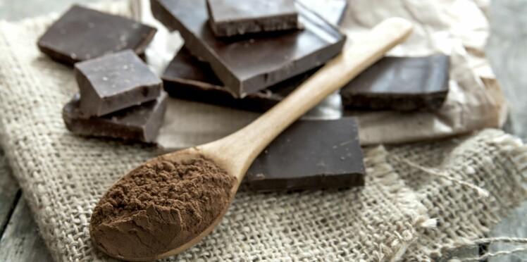 Le chocolat noir pour éviter le coup de barre !