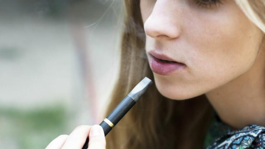 La cigarette électronique, déconseillée chez l'ado