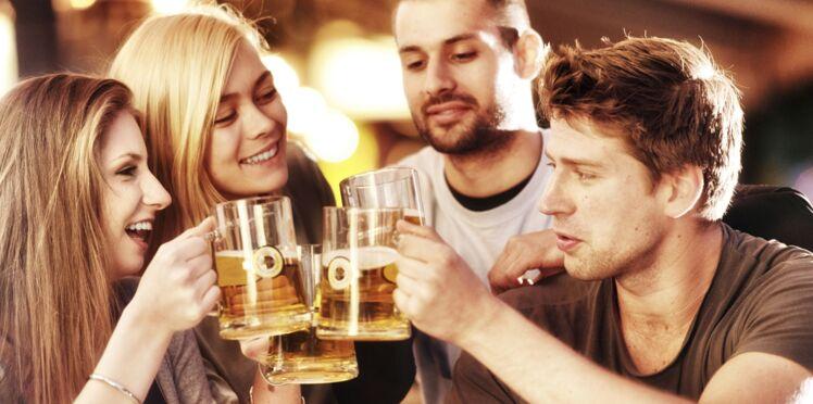 Les autorités britanniques recommandent un maximum de 6 pintes de bières par semaine
