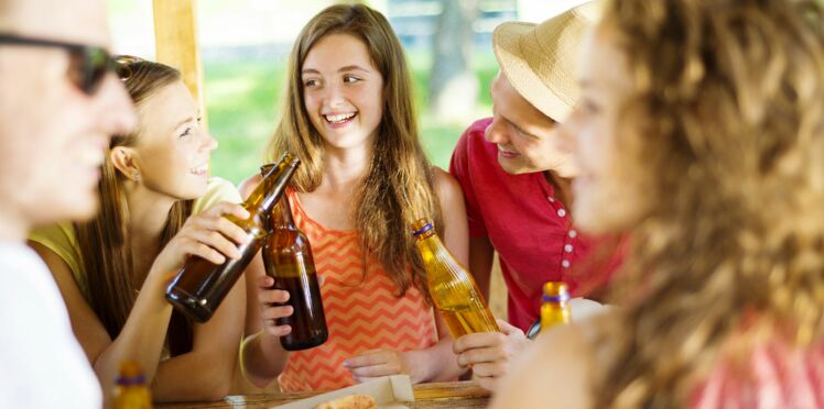 Consommation d'alcool et de tabac chez les adolescents, l'OCDE s'inquiète