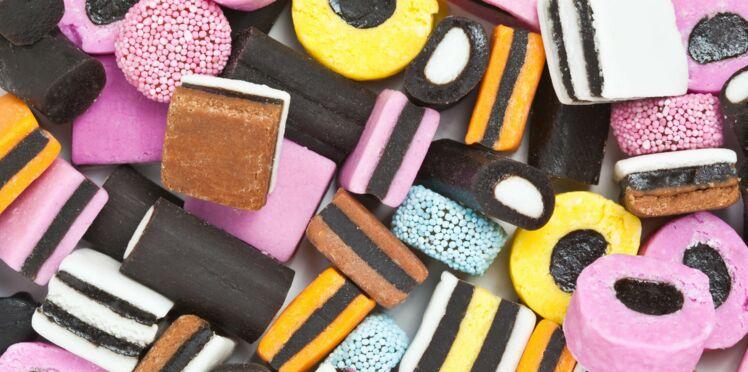 Consommer des bonbons à la réglisse peut provoquer des troubles cardiaques