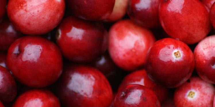 La cranberry, bonne pour le cœur aussi