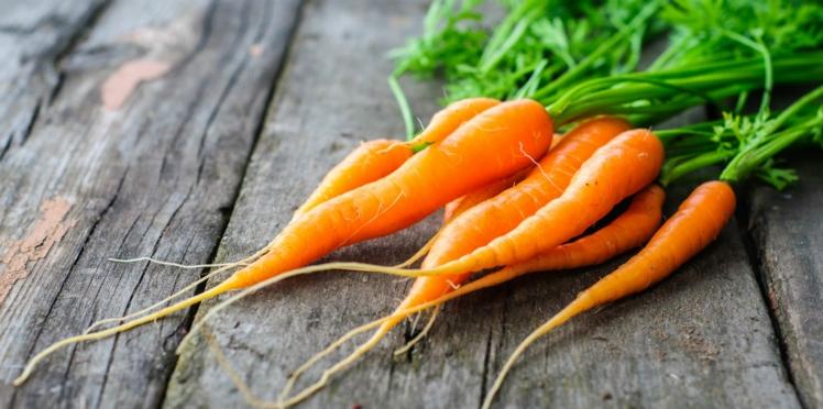 Cuisiner des aliments oranges, c'est bon pour la santé !