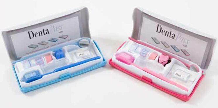 Un kit d'urgence pour soulager les douleurs dentaires