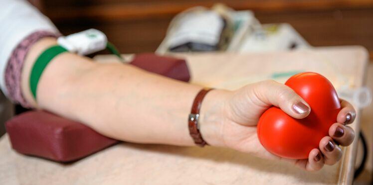 Le don du sang souffre aussi de la canicule