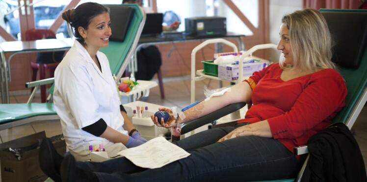 Venez donner votre sang avant le 1er février 2016