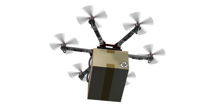 Des drones livreront bientôt des médicaments dans les zones reculées