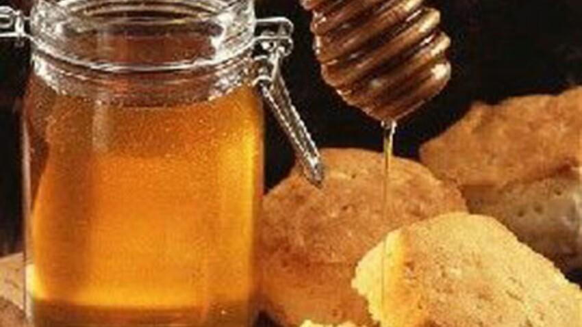 Du miel pour traiter les sinusites