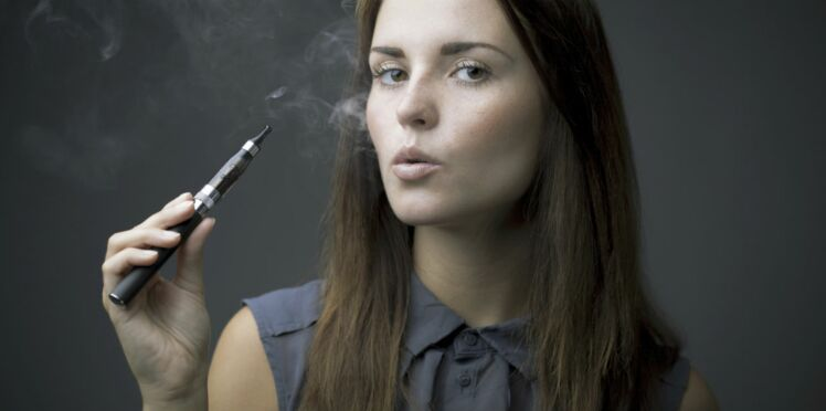 L'e-cigarette séduit les jeunes