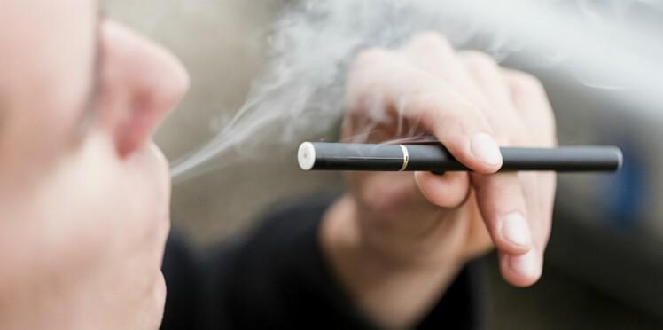 E-cigarette : les vapoteurs seraient plus exposés aux AVC