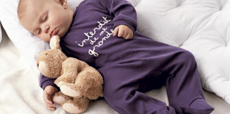 Enfant : croissance et respiration difficile