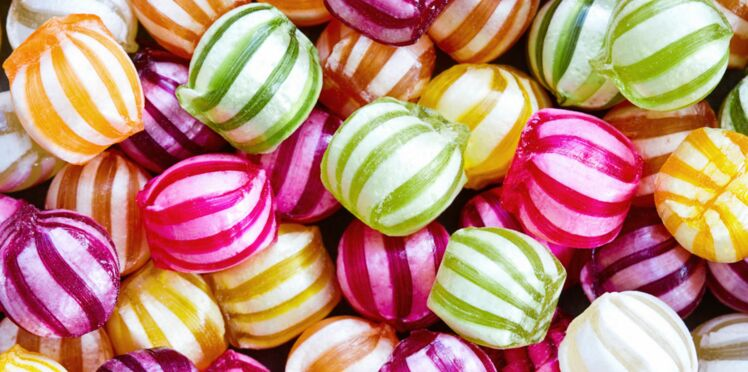 Étouffement : attention aux bonbons !