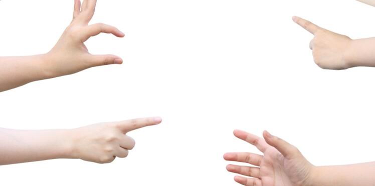Ce que vos doigts disent de vous…