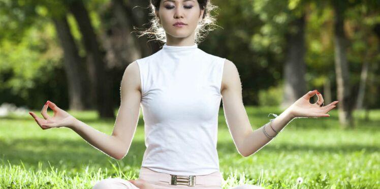 Les yogis du cœur  à Versailles : une séance inoubliable !