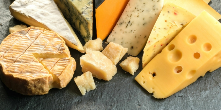 Le fromage ne serait (finalement) pas mauvais pour la santé