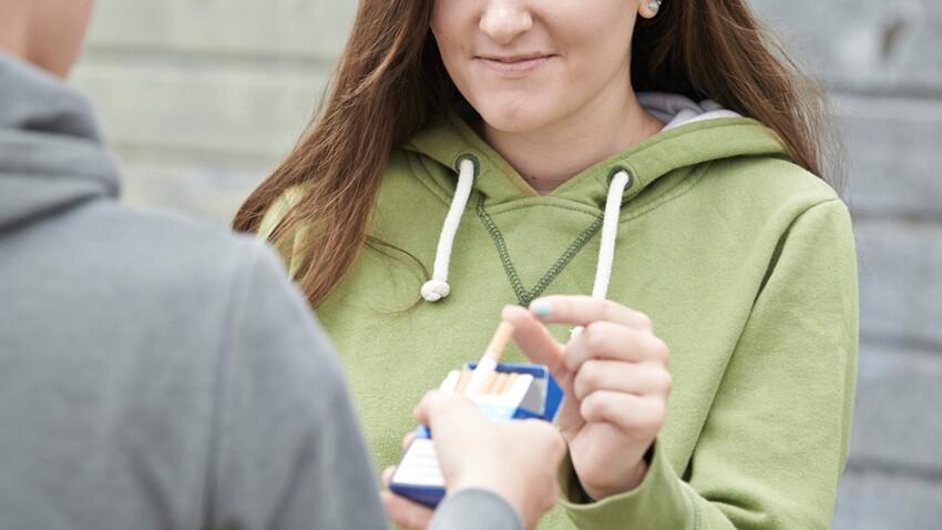 Fumer dans les lycées ne sera finalement pas autorisé