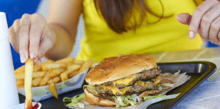 Pour échapper à la dépression, mangez moins de frites…