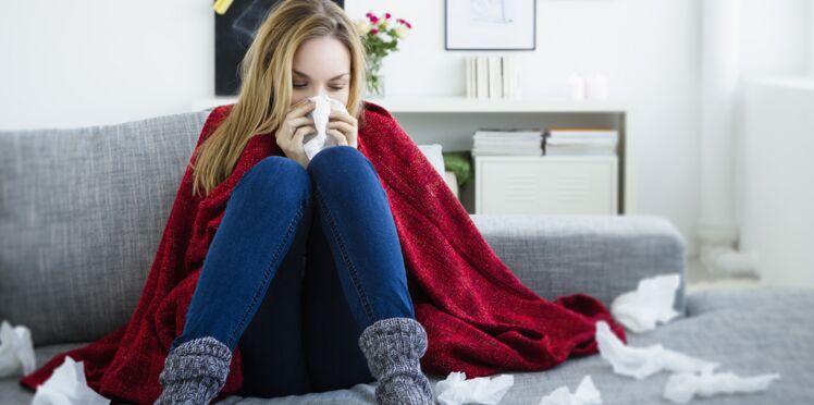 Grippe : bien présente, mais pas méchante