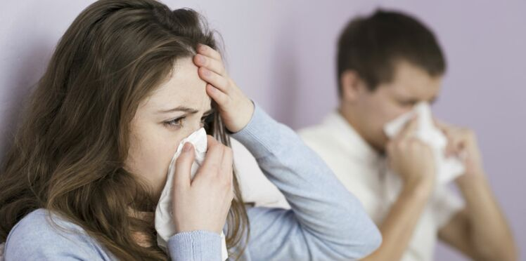 La grippe s'installe et la gastro explose