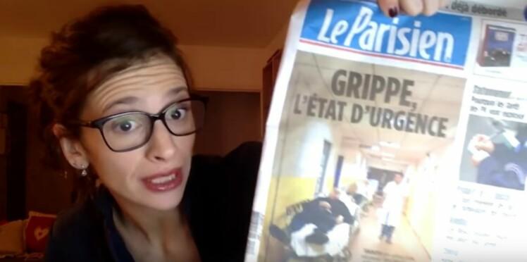VIDEO- Grippe : une interne dénonce « l'opération de communication » de Marisol Touraine