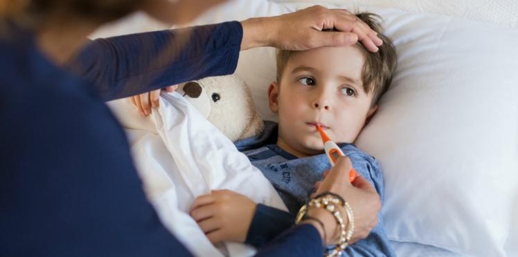 Grippe : les moins de 15 ans plus affectés en 2015