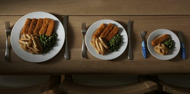 Encore trop de sel et d'aliments transformés dans l'assiette des Français