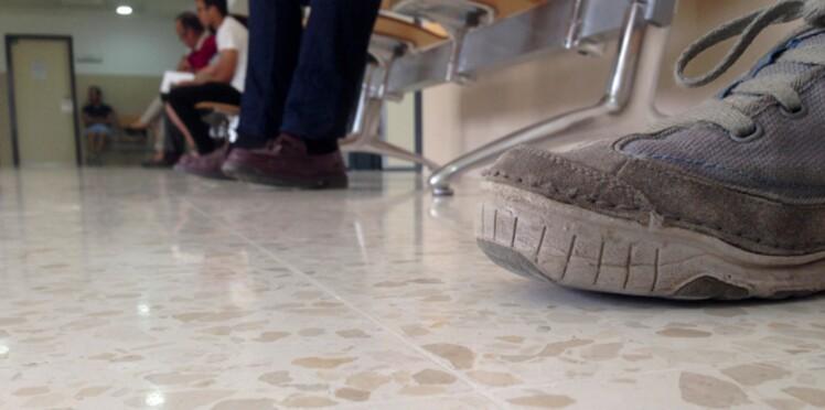 Hôpital: un patient sur trois attend plus d'une demi-heure pour une consultation